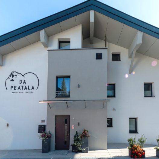 Ruhige Lage in Serfaus mit kurzen Wegen zur Dorfbahn und kostenlose Parkplätze und Carports